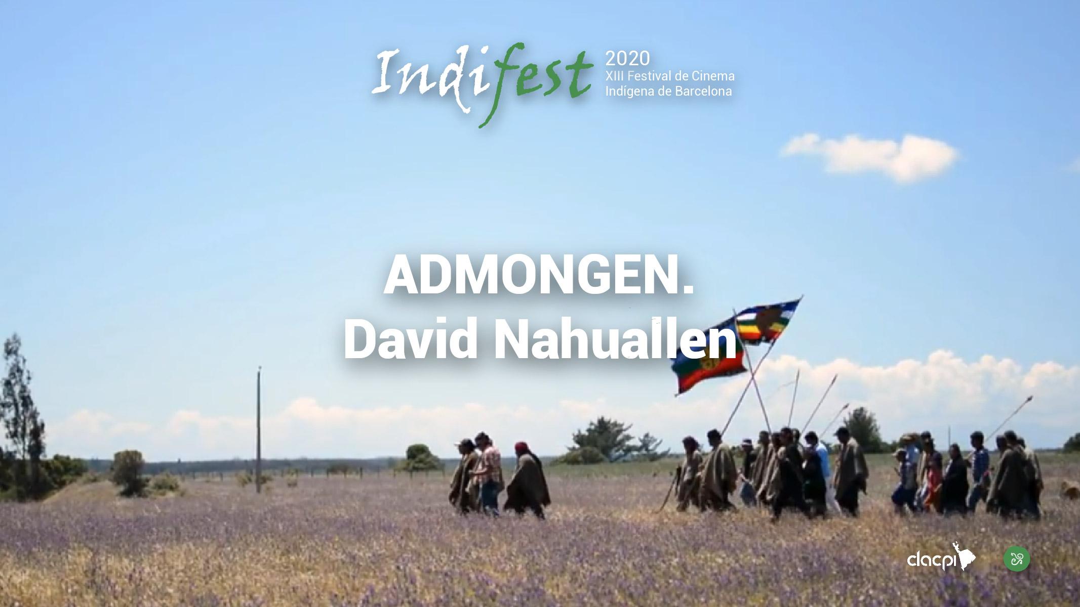 ADMONGEN. David Nahuallen