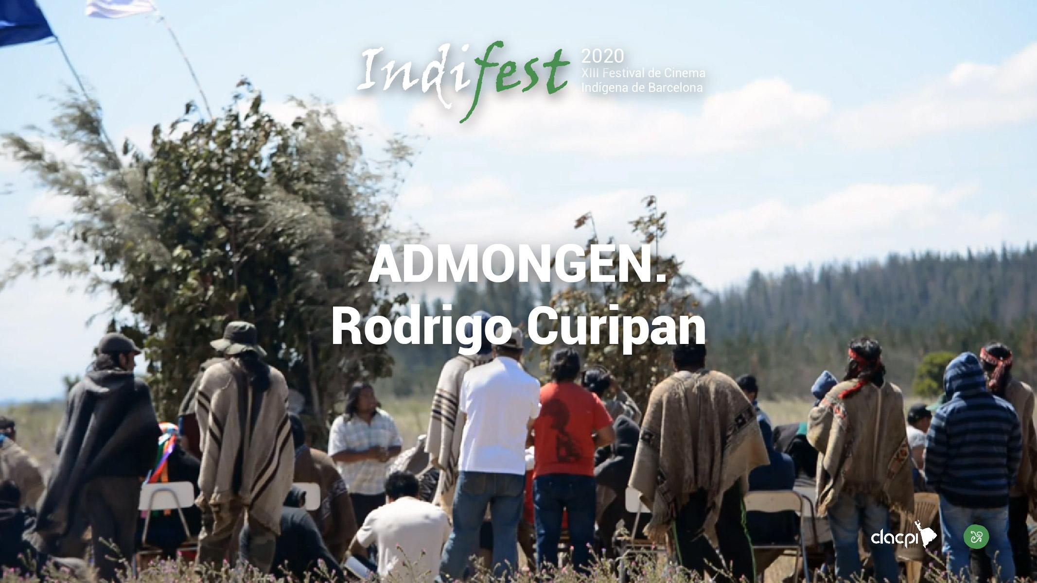 ADMONGEN. Rodrigo Curipan